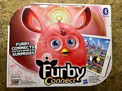 Furby Connect ORANGE (Coral) Bluetooth Interactive Toy Brand New Hot Item