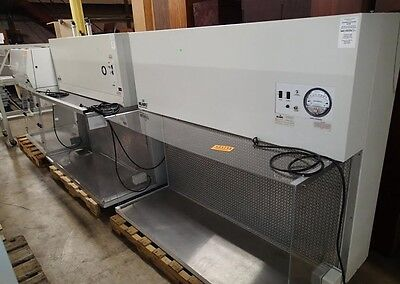Nuaire NU-201-530 Laminar Flow Hoods With Base/stand