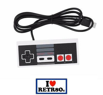 Nintendo NES usb Controller Mando Gamepad Raspberry Windows PC Mac