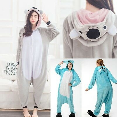 Pigiama kigurumi costume carnevale adulti cosplay animali onesies tuta party