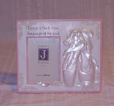 Ballerina Shoes Photo Frame  JOSEPH'S STUDIO