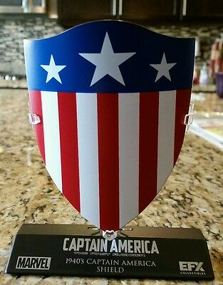 Marvel Captain America 1940's Shield - Loot Crate Exclusive