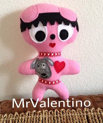 Unibrow Toy named MrValentino