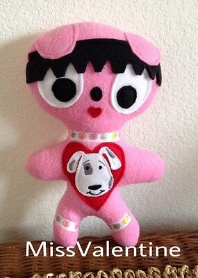 Unibrow Toy named MissValentine