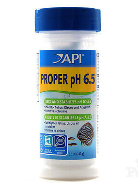 API Proper pH 6.5 - PH Buffer Adjuster Freshwater Aquarium Fish Tank Stabiliser