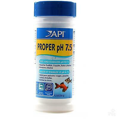 API Proper pH 7.5 - PH Buffer Adjuster Freshwater Aquarium Fish Tank Stabiliser
