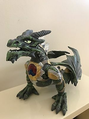 Dragon: Figurines - Snow Dragon, Green Armoured Dragon, Two-Headed Dragon, etc