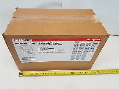 Honeywell M9185D 1004 Modutrol IV Motor 24V 50/60Hz 20VA 90-160deg New Sealed