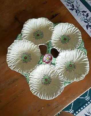 Carlton Ware Poppy 5 Sectioned Serving Dish