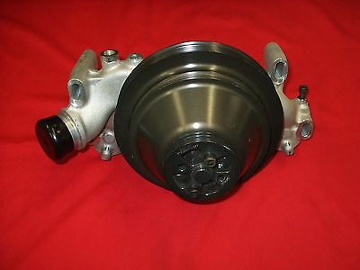 Toyota Nascar  Aluminum Water Pump With Housing And Cv-Products Pulleys