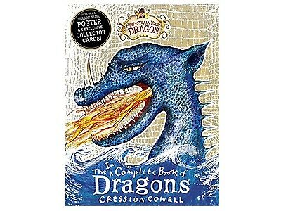 Cressida Cowell - The Incomplete Book Of Dragons (paperback 2016)