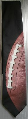 American Football Gridiron Ball - Mens Tie - Novelty Supporters - Look!