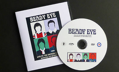 BEADY EYE LIVE at The Empress Ballroom, Blackpool 2011  DVD