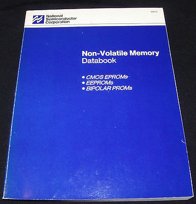 National Semiconductor Series 32000 Microprocessors Databook 1988