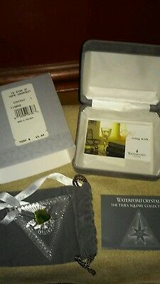 Waterford Star Of Hope. Ornament Times Square Collection1999-2000 New Mib