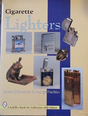 VINTAGE LIGHTER VALUE GUIDE COLLECTOR'S ID REFERENCE BOOK Dunhill Ronson Zippo+
