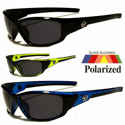 New POLARIZED Nitrogen Mens Anti Glare Fishing Cycling Driving Sport Sunglasses