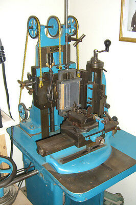 """Plant 14"""" Straight Line Engine Turning Machine In Excellent Condition!"""