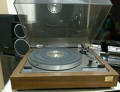 Sony Turntable PS-5100 vintage 1973 collectors item