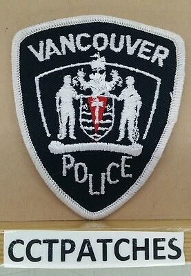 Vancouver, Canada Police (Small) Shoulder Patch