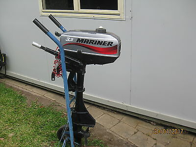 3.3 Hp Mariner outboard motor