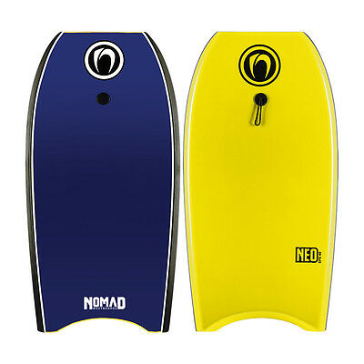 Nomad Neo EPS Bodyboard - Yellow
