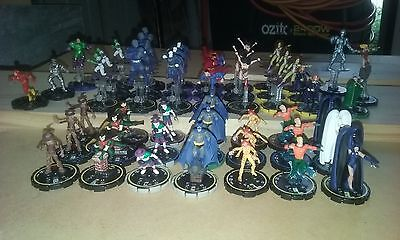 Heroclix – DC – Icons (2005) Starter Kit and Complete Set