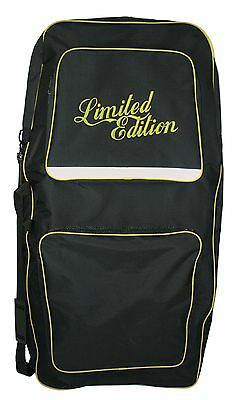 Limited Edition Pro Double Bodyboard Bag - Black & Green