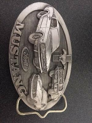 Ford Mustang Belt Buckle Ford Logo