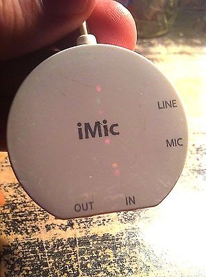 Griffin iMic - The original USB Stereo Input and Output Audio Adapter
