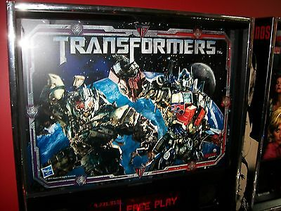 Transformers  Pinball Machine In Very Good  Condition