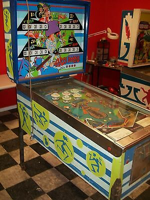 Williams Dipsy Doodle  Pinball Machine  Not  Working  Project  $850