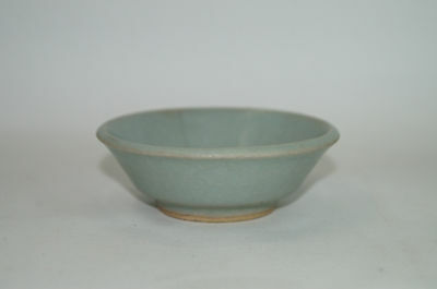 Rare Song dynasty longquan celadon washer 9 cm (b)