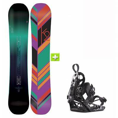 K2 pack Bright Lite + fixation Thryst black 2015