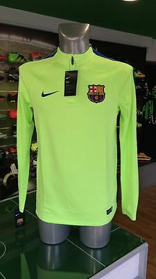 Calcio Shirt Football Training Barcelona Allenamento Drill Top 2017 Ghost Green