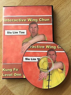 Wing Chun Kung Fu - Martial Arts - Interactive - Years One and Two