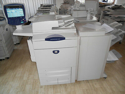 Xerox DocuColor 250, DC 250, Farb- Kopierer -  Profess. Finisher,