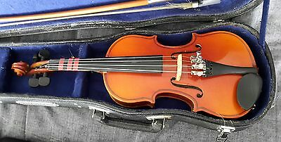 Violin- Child's  (4-5yrs of age) 1/10 Size