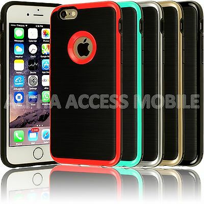 10 Luxury Protective Ultra-Thin Hybrid Case Wholesale Lot For Apple iPhone 6/6S
