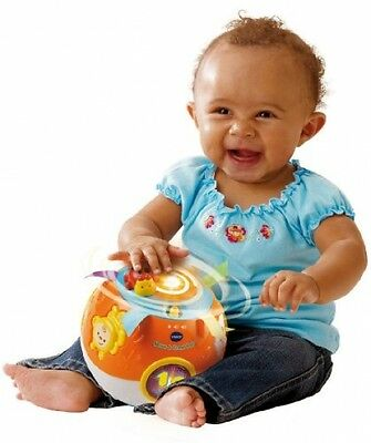 Baby Activity Ball Toddler Kids Vtech Interactive Sensory Learning Toy Gift New