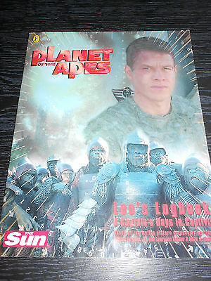 Planet Of The Apes  Leo's Logbook From The Sun