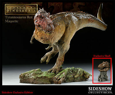 Tyrannosaurus Rex Maquette EXCLUSIVE by Sideshow Collectibles