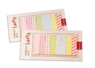 2*160 Pages Sticker Post It Bookmark Point It Marker Memo Flags Sticky Note