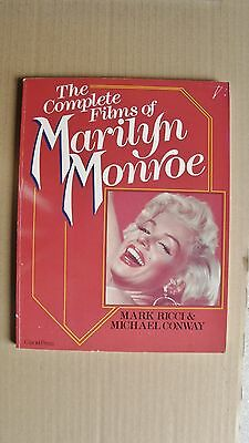 (R3_5_5) Complete Films of Marilyn Monroe - Englisch