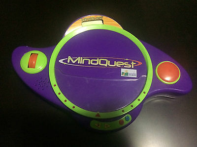 MindQuest Electronic Learning Games