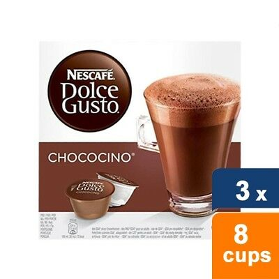 Dolce Gusto Chococino 3 x 8