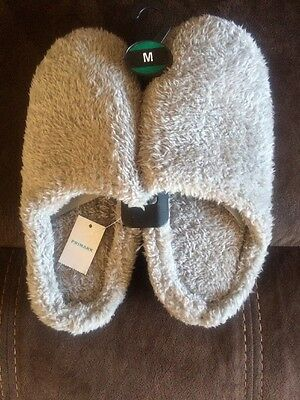 Men's Furry Slippers Brand New With Tags Size 8/9