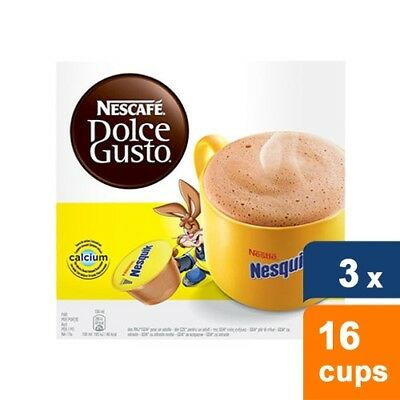 Dolce Gusto Nesquick 3 x 16