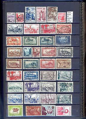 Stamps Lot Morocco  Used  (L14053)