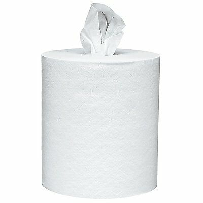 Scott  01032 Roll-Control Center-Pull Towels, 8 x 12, White, 700/Roll, 6